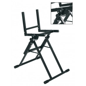 amplifier stand, heavy duty max 50kg, made in EU