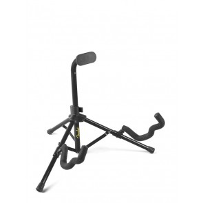 Fender guitar stand 'Tubular Mini', for electric + bass + semi acoustic guitar, black
