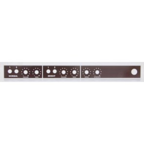 Faceplate: Generic Brownface Deluxe Style