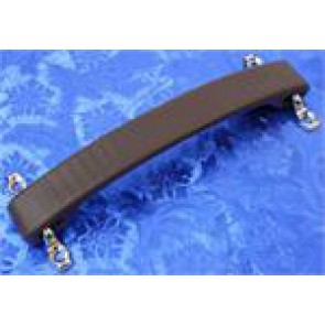 Fender Genuine Replacement Part amp handle, molded モdog boneヤ style, brown