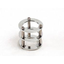 Tube Protection Cage, Chrome