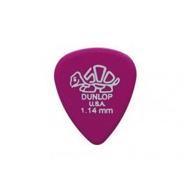 Dunlop Delrin-500 1.14 mm. pick 12pcs