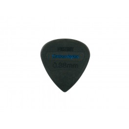 Pickboy Edge 0.88 mm. plectrums, carbon graphite, 12-pack