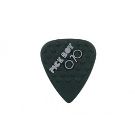 Pickboy Mega Grip 0.70 mm. plectrums, nylon 66, 12-pack