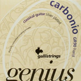 Galli Genius Carbonio snarenset klassiek, hard tension