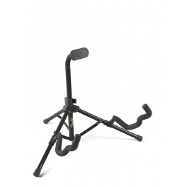Fender guitar stand 'Tubular Mini' for electric + bass + semi acoustic guitar black