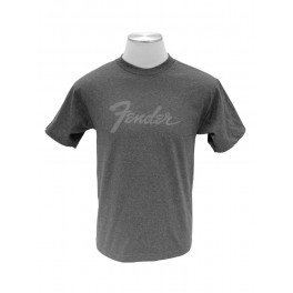Fender Clothing T-Shirts Amp Logo T-Shirt charcoal S