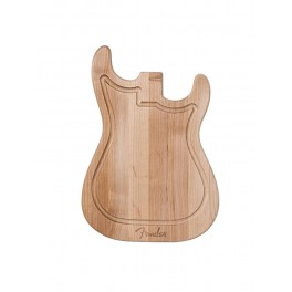 Fender cutting board Strat