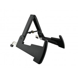 foldable universal instrument stand, A-model, black
