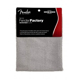 Fender genuine factory shop cloth