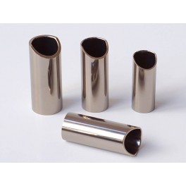 The Rock Slide polished nickel slide