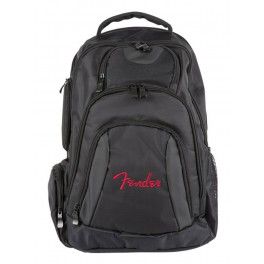 Fender laptop backpack, black