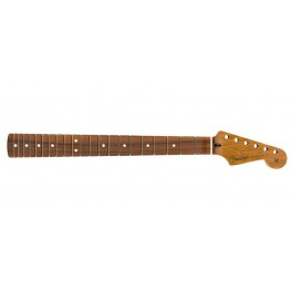 Fender Genuine Replacement Part roasted maple Stratocaster neck