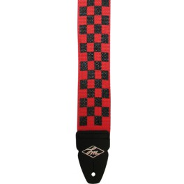 LM Strap PS-4CKP checkered red
