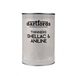 Dartfords Thinners Shellac And Aniline - 1000ml can