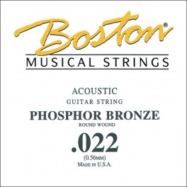 Boston .022 snaar, phosphor bronze