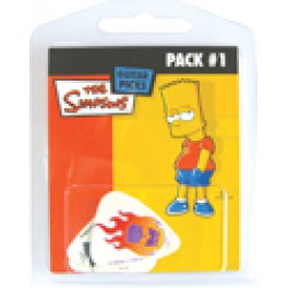 GA Picks The Simpsons 5 Pack #1
