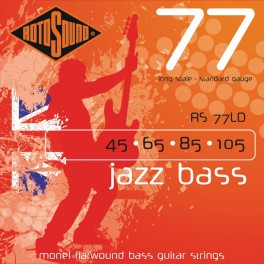 Rotosound RS-77-LE Jazz Bass 050/110