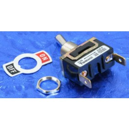 Amp Switch SPDT, ON-OFF Large, 2 pins