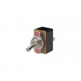 Amp Toggle Switch DPDT - 2 position ON-ON