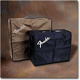 Amp Cover Fender Hot Rod/Blues De Ville, brown
