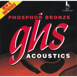 GHS 615 Ph. Bronze Lt, 12-str. 011/048