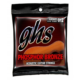 GHS 625 Ph. Bronze Md, 12-str. 012/052
