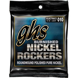 GHS BNR-L  Burnished Nickel      010/046