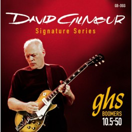 GHS David Gilmour Signature Guitar Strings 010.5/050