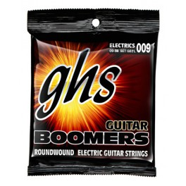 GHS GB-12L 12 String Electric 010/046