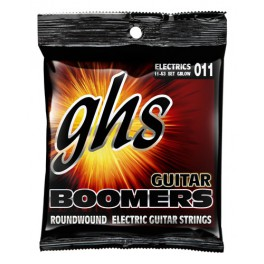 GHS BOOMERS GB-LOW Boomers Low-Tuned 011/053