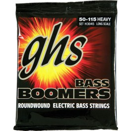 GHS Bass Boomers H3045 050/115