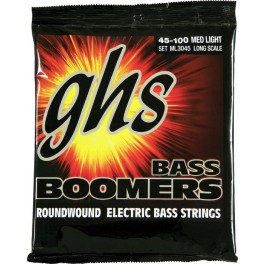 GHS Bass Boomers ML3045 045/100