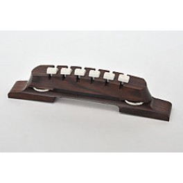 Slide Saddle Jazz Bridge  rosewood