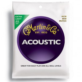 Martin M 170 3 PACK Bronce Wound 010/047