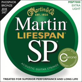 Martin MSP-7000 Lifespan  	92/8 Phosphor Bronze 010/047