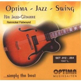 Optima Jazz Swing chrome L 012/054