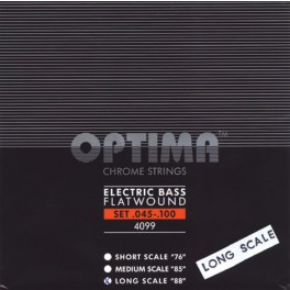 Optima Bass Flatwound 045/100