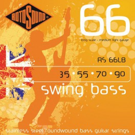 Rotosound RS-665-LC  5-String Bass 040/125