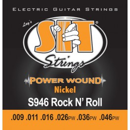 S I T S946 Power Wound Nickel 009/046