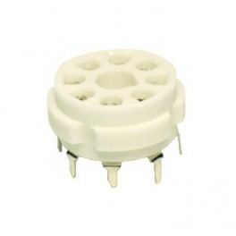 Socket 8 pin Keramiek Print