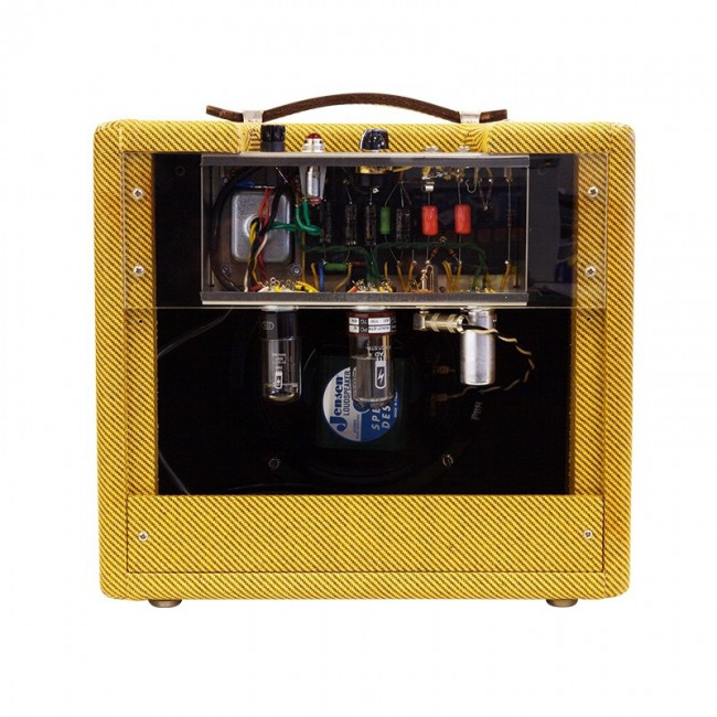 Amp Kit Tweed Champ Style 5f1 No Cabinet Tonefactory Nl