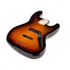 Fender Standard Series Jazz Bass® Alder Body - Brown Sunburst
