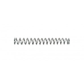 Pickup mounting spring, straight, diam. 5mm, strong, length 42mm, 12pcs
