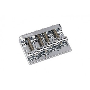 Gotoh GEB201 Chrome 4-snaar