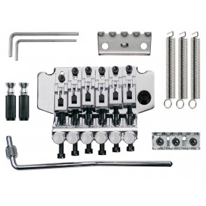 "Tremolo ""Floyd Rose"", double lock, chrome"