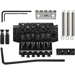 "Tremolo ""Floyd Rose"", double lock, black"