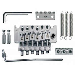 "Tremolo ""Floyd Rose"", single lock, chrome"