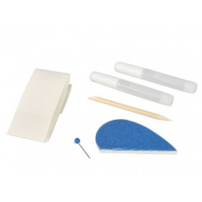 Savarez Nail, kit to repair, lengthen or reinforce your finger nails for perfect finger-style playing.