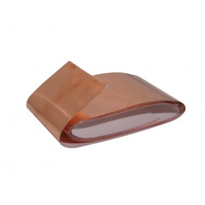 Copper shielding tape, 2 inch wide, 5 feet long